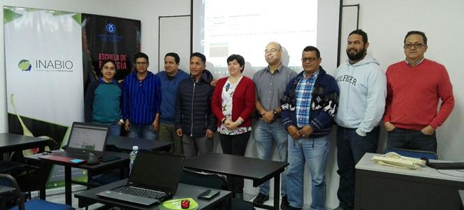 Especialistas en peces de agua dulce del INP participaron en importante cita para evaluar y actualizar la lista roja de peces dulceacuicolas de Ecuador