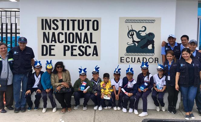 Instituto Nacional de Pesca realizo Casa Abierta por Quincuagesimo Octavo aniversario