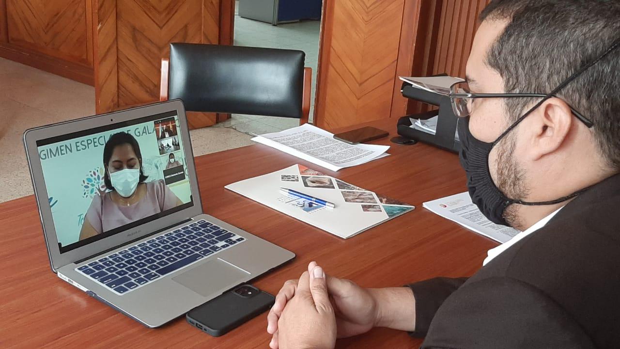 IPIAP suscribe convenio con el Consejo de Gobierno de Galapagos