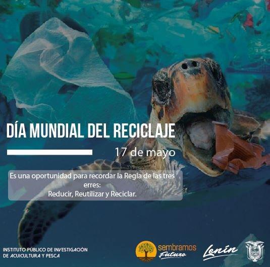 5. Dia mundial del reciclaje (17 de mayo)