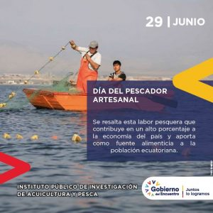 7. Día del pescador artesanal (29 de junio) fb